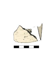 Knife (?), fragment