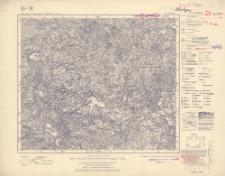 Karte des Deutschen Reiches 1:100 000, 134. Allenstein