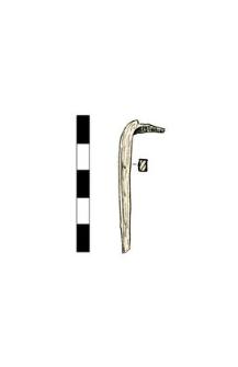 Nail, fragment