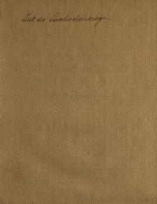 List Do Jasnie Wielmoznego Jegomosci Pana Suchodolskiego Chorążego y Posła Chełmskiego