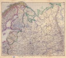 Osteuropa und Vorder-Asien : Nordblatt
