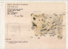 KZG, V 9 C, plan konstrukcji wału (poziom IV)