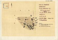 KZG, V 9 D, plan warstwy 32 i 35 (konstrukcje drewniane)