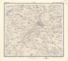XXVI - 9 : radomskoj gubernìi : radomsk., kozenick., ilžeck. i konsk. uězd.