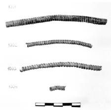 skręt spiralny (Jaworze Dolne) - analiza chemiczna