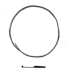 bracelet (Mierzanowice) - chemical analysis
