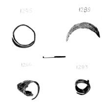 bracelet fragment (Mierzanowice) - chemical analysis