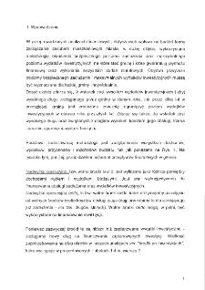 Finansowa analiza wpływu formy zarządzania zasobem mieszkaniowym na budżet miasta Gorzów WielkoPolski.Zastosowanie modelu bezpiecznego zarządzania długiem