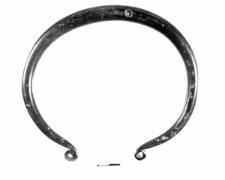 necklace (Pilszcz) - chemical analysis