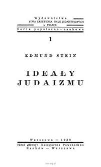 Ideały judaizmu