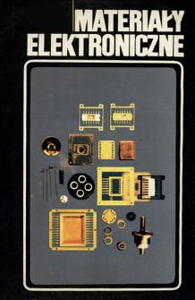 Materiały Elektroniczne 1976 = Electronic Materials 1976