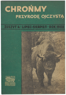 Let's protect Our Indigenous Nature Vol. 14 issue 4 (1958)