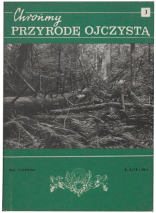 Let's protect Our Indigenous Nature Vol. 47 issue 3 (1991)