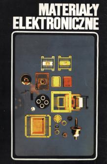 Materiały Elektroniczne 1978 = Electronic Materials 1978