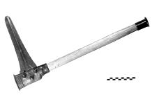 dagger-like scepter (Środa Wielkopolska)