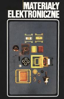 Materiały Elektroniczne 1980 = Electron ic Materials 1980