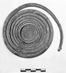 tarczka z drutu (Stawiszyce)