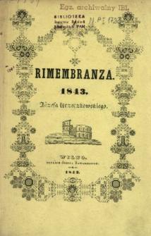 Rimembranza