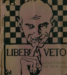 Liberum Veto : kalendarz na rok [...]