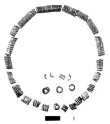 drut spiralnie skręcony (Tomice)