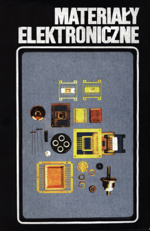 Materiały Elektroniczne 1986 = Electronic Materials 1986