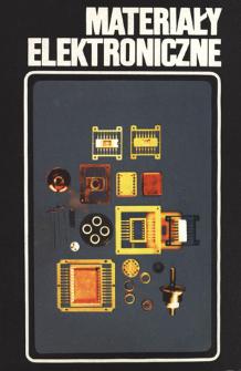 Materiały Elektroniczne 1991 = Electronic Materials 1991
