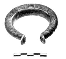 open bracelet (Miechowice)