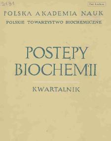 Postępy biochemii