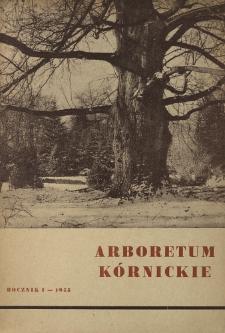 Rocznik I (1955)
