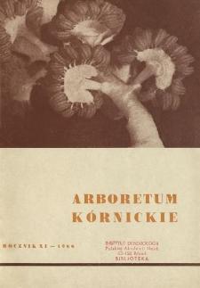 Rocznik XI (1966)