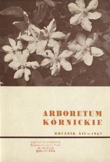 Rocznik XII (1967)