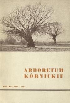 Rocznik XIII (1968)