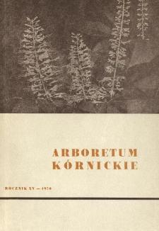 Rocznik XV (1970)