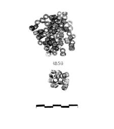 bead neclace (Brześć Kujawski)