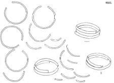 bracelet of a spiral band (Łubna)