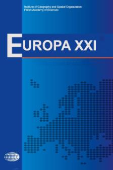 Europa XXI 37 (2019)