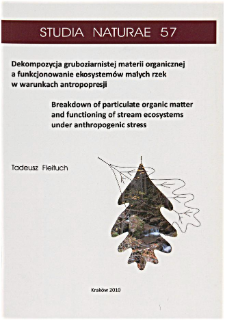 Studia Naturae Nr 57 (2010)