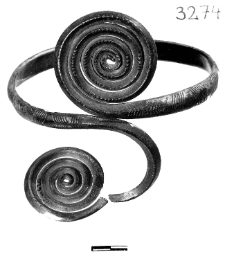naramiennik z tarczami (Kuźnice)