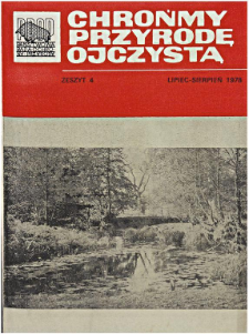 Let's protect Our Indigenous Nature Vol. 34 issue 4 (1978)