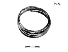 bracelet spiral (Kisielsk)