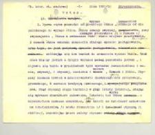 Główne kierunki etyki naukowej : 1909/10 Zima. 4 godz.[iny]. Półrocze zimowe 1909/10