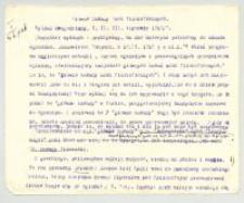 Główne Zasady Nauk filozoficznych : Wykład dwugodzinny, I. II. III. trymestr 1926/7
