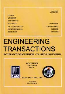 Engineering Transactions
