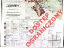 Przeglądowa mapa geomorfologiczna Polski : 1:500 000