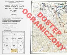 Przeglądowa mapa hydrograficzna Polski 1:500 000