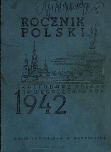 Kalendarz Polaka na Węgrzech na Rok ... : Rocznik Polski