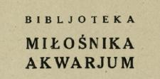 Biblioteka Miłośnika Akwarium