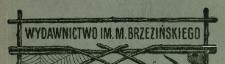Wydawnictwo imienia M. Brzezińskiego