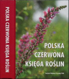 Polish Red Data Book of Plants : Pteridophytes and flowering plants