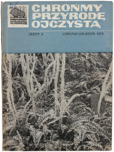 Let's protect Our Indigenous Nature Vol. 29 issue 6 (1973)